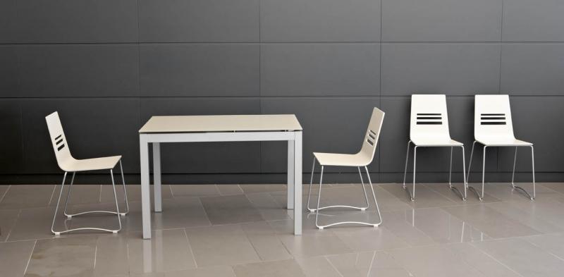 Bailen mesas de cocina modelo cesleste nueva jomacarsa - Bailen mesas y sillas ...